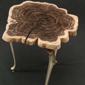 Bourbon Deluxe Side Table