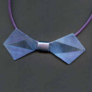 Bow Tie | Amethyst Diamond Buzz